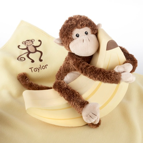 Monkey Magoo Blanket Gift Set Giveaway